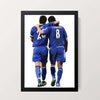 """The Englishmen at Stamford"" Wall Decor"