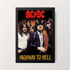 """HIGHWAY TO HELL"" Wall Decor"