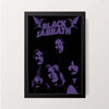 """Black Sabbath"" Wall Decor"