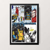 """Snap Comic"" Wall Decor"