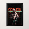 """Conor McGregor"" Wall Decor"