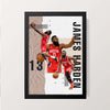 """James Harden 