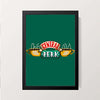 """Central Perk Green