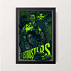"""The Ghost Busters"" Wall Decor"