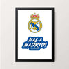 """¡Hala Madrid!"" Wall Decor"