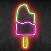 ICE CANDY NEON SIGNAGE  (45 x 15)cms