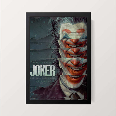 """Joker- All Smiles"" Wall Decor"
