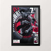 """Kylie Lowry Toronto Raptors"" Wall Decor"