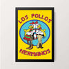 """Los Pollos Hermanos"" Wall Decor"