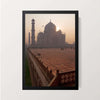 """The Taj Mahal"" Wall Decor"