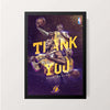 """KB 24"" Wall Decor"