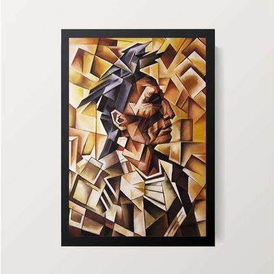 """Introspection"" Wall Decor"