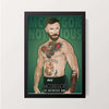"""McGregor - The Notorious MMA"" Wall Decor"