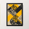 """NO PAIN NO GAIN"" Wall Decor"