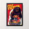 """Pulp Fiction"" Wall Decor"