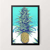 """Pineapple Express"" Wall Decor"