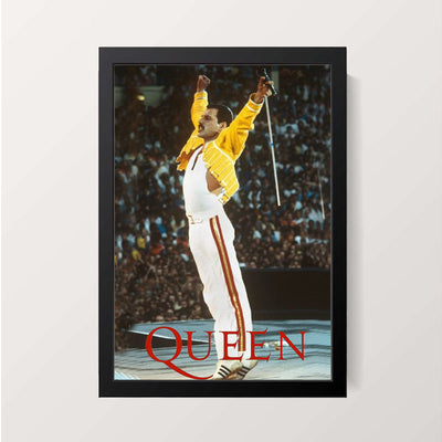 """Freddie F*ucking Mercury"" Wall Decor"