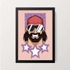 """Randy Sawage -  The Macho Man"" Wall Decor"