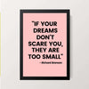 """RICHARD BRANSON QUOTE"" Wall Decor"