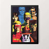 """The Watchmen"" Wall Decor"