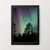 """Aurora Borealis"" Wall Decor"