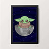 """Baby Yoda"" Wall Decor"