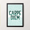 """Carpe Diem"" Wall Decor"