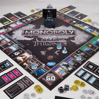 Monopoly: Game Of Thrones Limited Edition