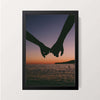 """Holding Hands"" Wall Decor"