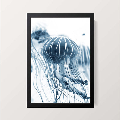 """Sea Jellies"" Wall Decor"