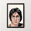"""John Winston Ono Lennon"" Wall Decor"