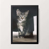 """Kitty Cat"" Wall Decor"