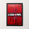 """La Casa De Papel - The Red Chamber"" Wall Decor"