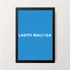 """Lasith Malinga 