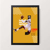 """Lebron James"" Wall Decor"
