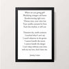 """Love Poem"" Wall Decor"