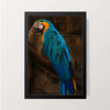 """The Macaw Parrot"" Wall Decor"