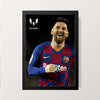 """Lionel Messi"" Wall Decor"