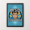 """MSD - The Finisher"" Wall Decor"