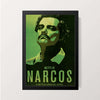 """Pablo Escobar - Narcos"" Wall Decor"