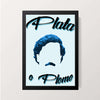 """Plata O Plomo"" Wall Decor"
