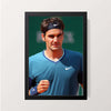 """Roger Federer"" Wall Decor"