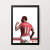 """Ryan Giggs"" Wall Decor"