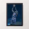 """Shaquille 0 Neal"" Wall Decor"