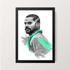 """Gabbar - Shikhar Dhawan"" Wall Decor"