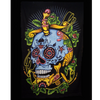 "Day of the Dead Wall Hanging (54"" x 74"")"