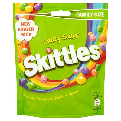 Skittles (Crazy Sours)