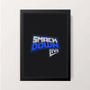 """SmackDown - Alternate Logo"" Wall Decor"