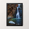 """Soothing Waterfall"" Wall Decor"