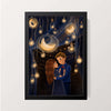 """Starry Night"" Wall Decor"